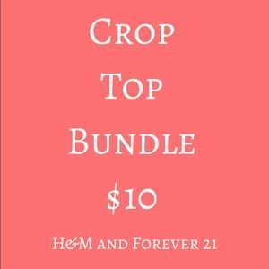 Crop Top Bundle